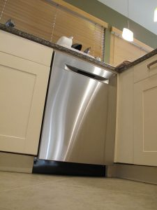 The quietest dishwasher I have ever seen