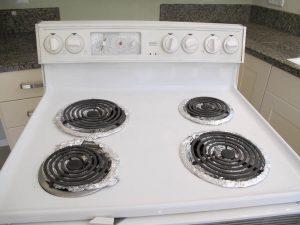 the original stove